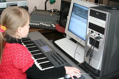 Музыкально-компьютерный класс