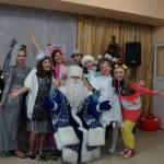 Учащиеся и преподаватели Школы искусств подарили маленьким жителям Серова новогоднюю сказку