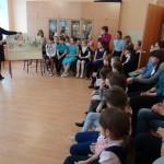 Юные музыканты подарили концерт инструментальной музыки (фортепиано и флейта) «ДЕТСКИЙ АЛЬБОМ» П.И.ЧАЙКОВСКОГО»