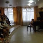 Учащиеся Детской школы искусств подвели итог 3-ей учебной четверти концертом в «домашней» обстановке