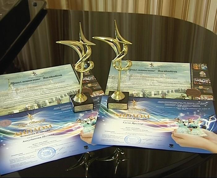 Учащиеся ДШИ г. Серова стали серебряными призерами Международного чемпионата искусств «Роза ветров»