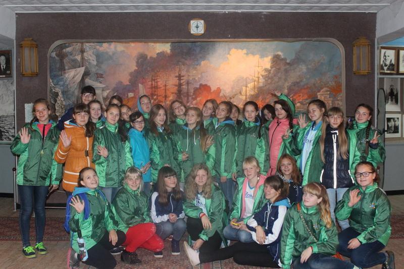 Экскурсия в музей военно-морского флота #ФатазияВАртеке