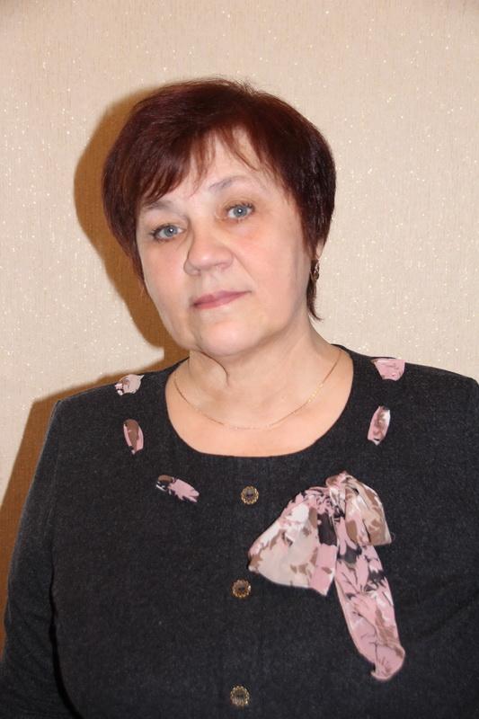 Смольянинова Надежда Андреевна