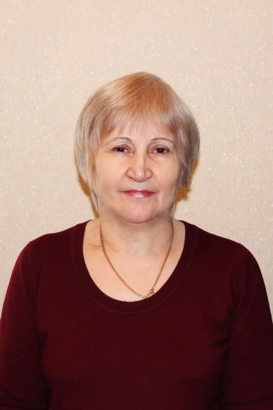Макаренко Нина Ахметовна