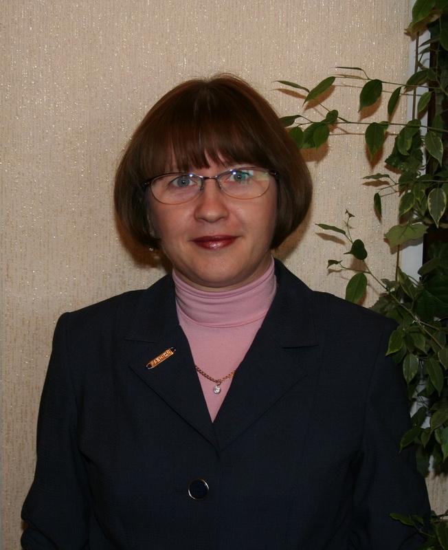 Вепрева Ирина Владимировна