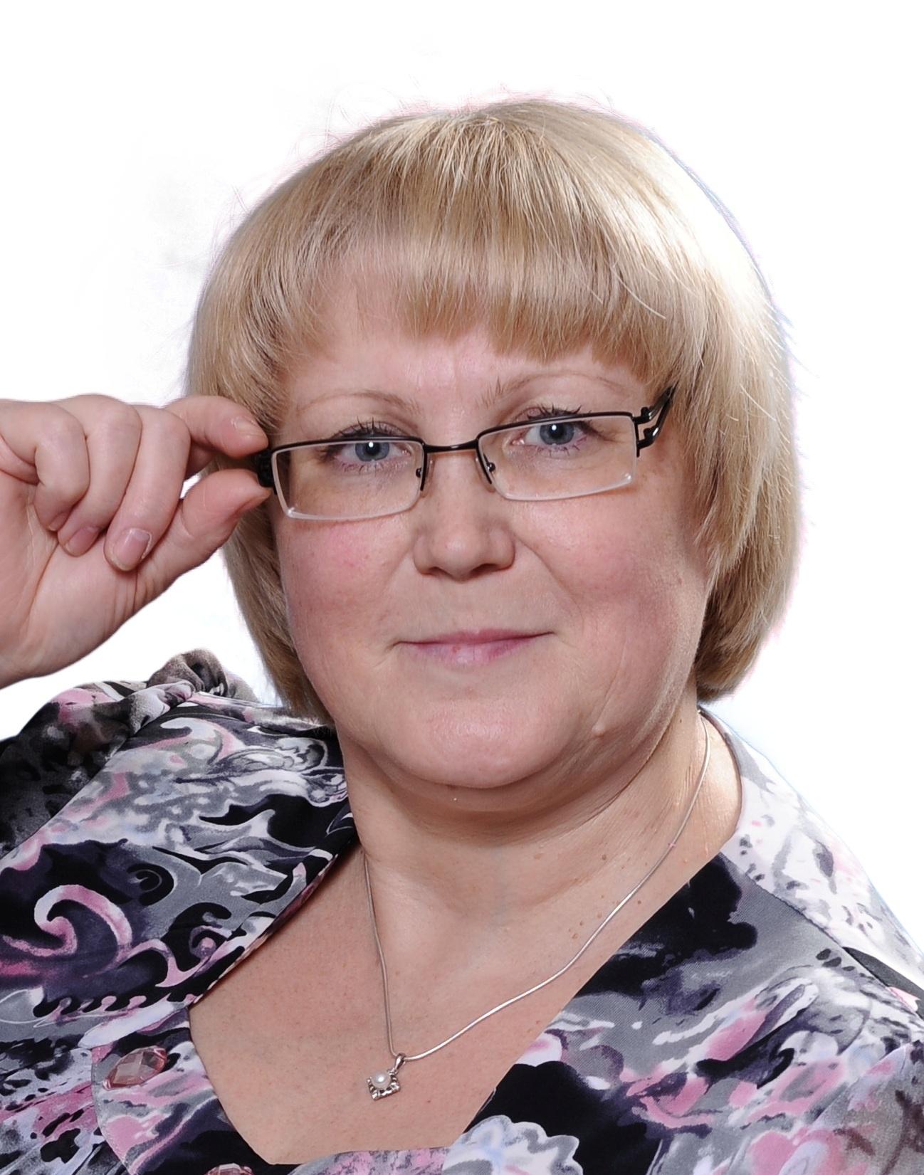 Мишустина Ирина Ивановна
