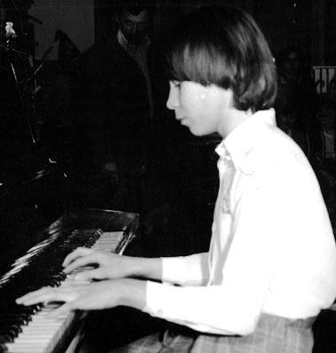 1980-1981г.  Елена ГАТАУЛИНА