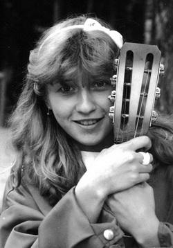 1982-1984г.  Ирина СНИГИРЕВА