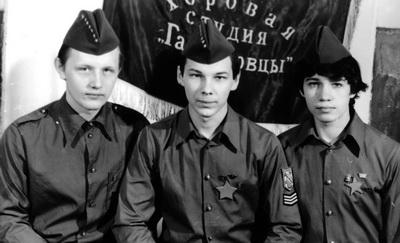 Александр ЛОМАЕВ, Олег КОЛЬЧУРИН, Александр КУЛЫЧЕВ