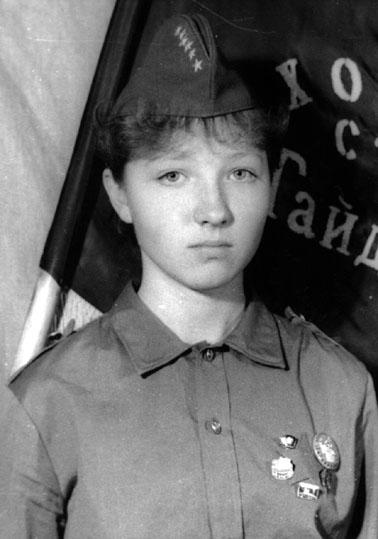 Наталья ПАШКИНА