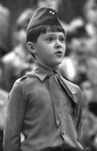 Алексей ПОНОМАРЕВ -  лауреат Всесоюзного телеконкурса «Товарищ песня»