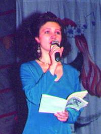 1990-1993 гг. Наташа КОЖЕВНИКОВА