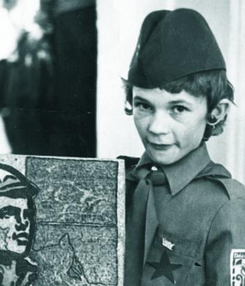 Андрей КЛИМОВ -  командир студии  (1975-1980 гг.).