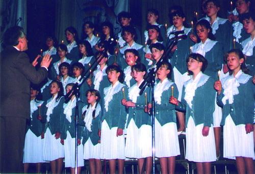 На концерте-презентации фонда «Благость»  «Благость – высшая степень любви и милосердия; соединение всех добродетелей».