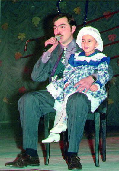 «Пой веселей», музыка Вячеслава ДЕКТЯННИКОВА