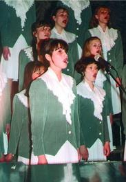 Даша ПОНОМАРЕВА, сейчас студентка вокального отделения театрального института