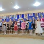 У хора № 3 Детской школы искусств г. Серова прошли праздничные концерты для пап и мам