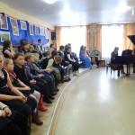 В ДШИ г. Серова состоялся концерт для учащихся первых классов школы № 20