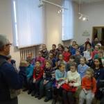 Учащиеся Детской школы искусств г. Серова посетили музей национальных музыкальных инструментов и этнографии