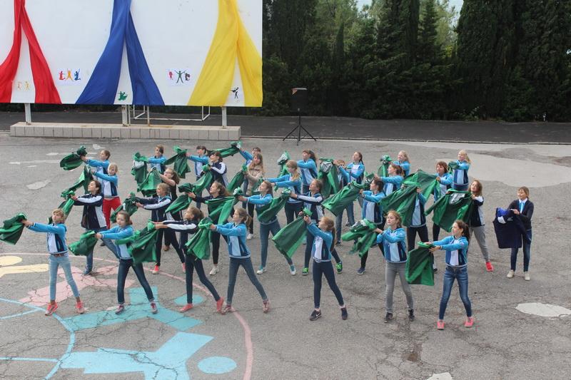 Конкурс артековских танцев #ФантазияВАртеке