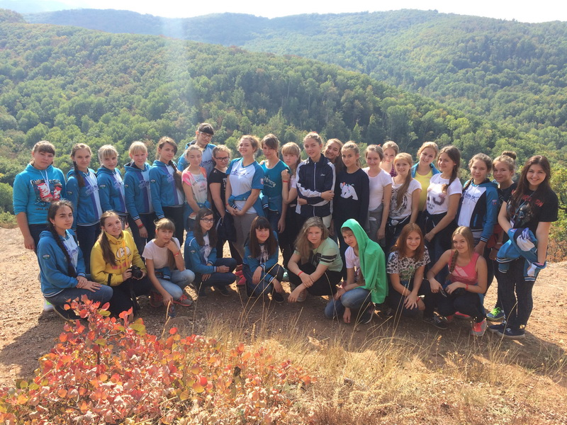 Поездка на туристическую базу Криничка #ФантазияВАртеке
