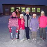 Учащиеся класса преподавателя Ереминой Марианны Викторовны посетили каток стадиона «Металлург»