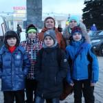«Мальчиши» стали лауреатами третьей степени на областном конкурсе