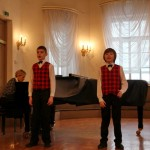 Ансамбль «Мальчиши» ДШИ принял участие в Четвертом областном конкурсе ансамблей