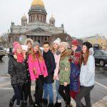 Хор «Фантазия» покорил Санкт-Петербург