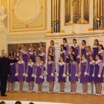 Хор «Фантазия» стал бронзовым призером в детско-юношеском хоровом чемпионате мира
