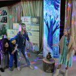 Коллектив детской школы искусств вновь дарит новогоднее представление