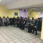 """Учащиеся ДШИ выступили с концертной программой в профилактории """"Чайка"""""""