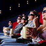 Отдыхаем от учёбы – идём в кино!