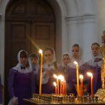 Петь как молиться: в Преображенском храме прошел пасхальный концерт хора «Фантазия» (Канал-С)