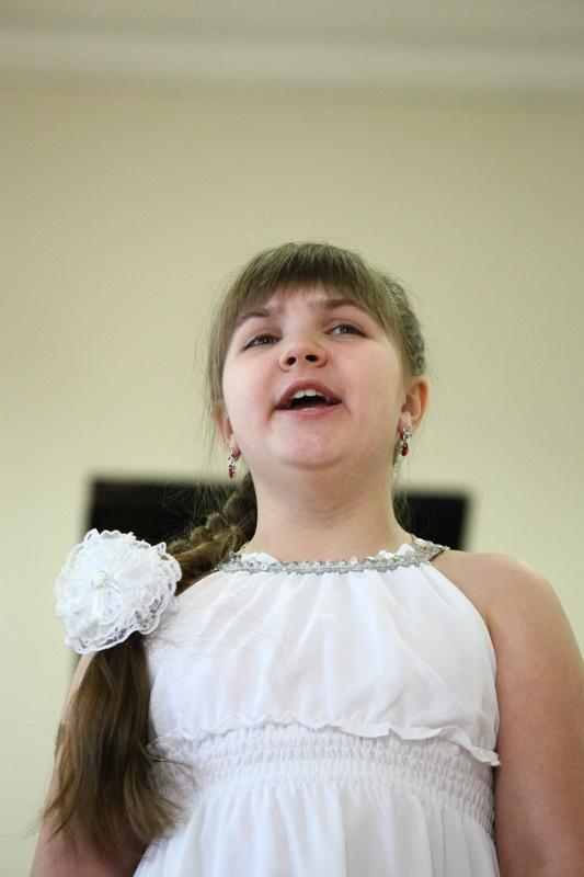 Рудина Анна (10 лет) - Лауреат III степени