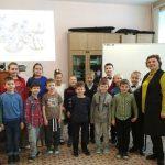 В Детской школе искусств состоялась презентация творческого проекта «Поющая посуда»