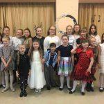В ДШИ проходит серия концертов в честь Международного Дня музыки