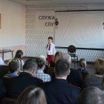Учащиеся ДШИ дали концерт в полиции ко Дню сотрудника органов внутренних дел РФ