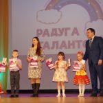 """Учащиеся ДШИ приняли участие в конкурсе """"Радуга талантов"""""""
