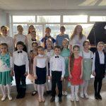 Концерт фортепианного отделения
